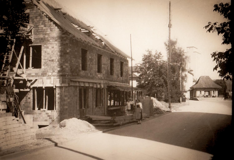 1955 Geschäftshausbau